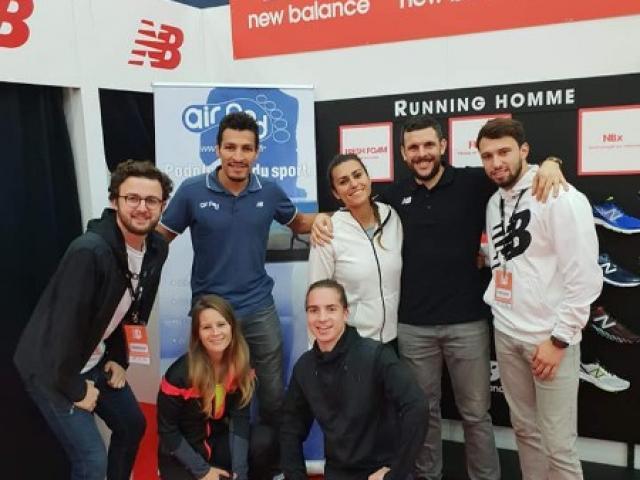 Semi marathon de Boulogne-Billancourt et salon du running attenant