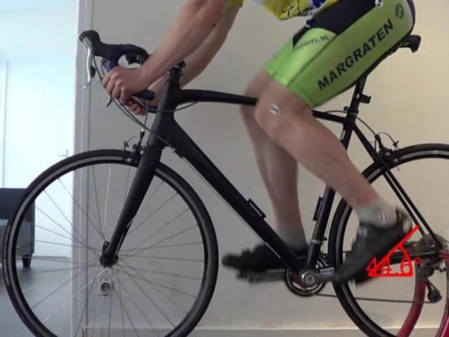 Analyse posturologique du cycliste